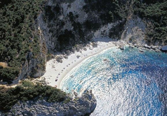 Agiofili Beach