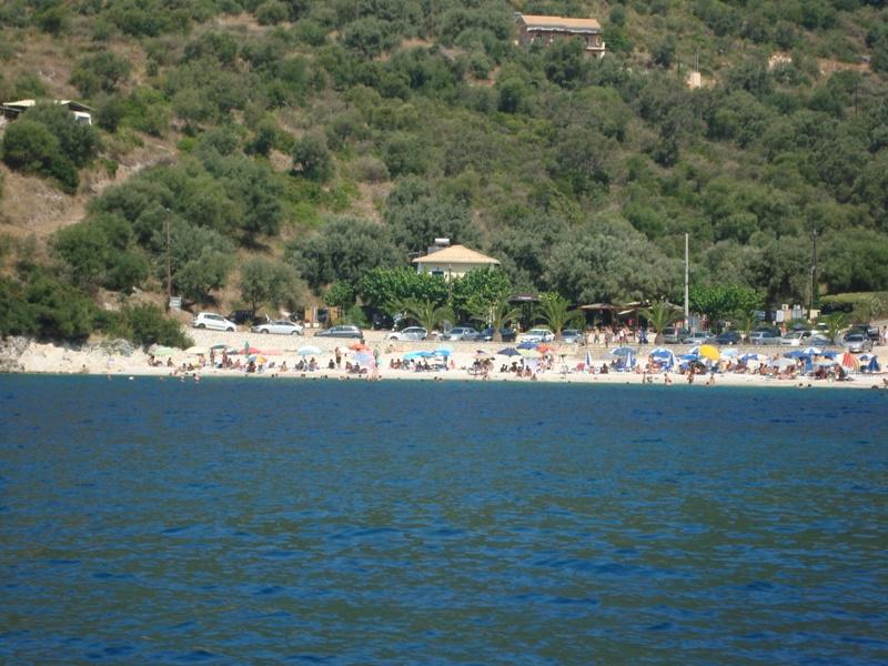 Amarandos Studios Rooms & Apartments, Ammouso Beach Lefkada