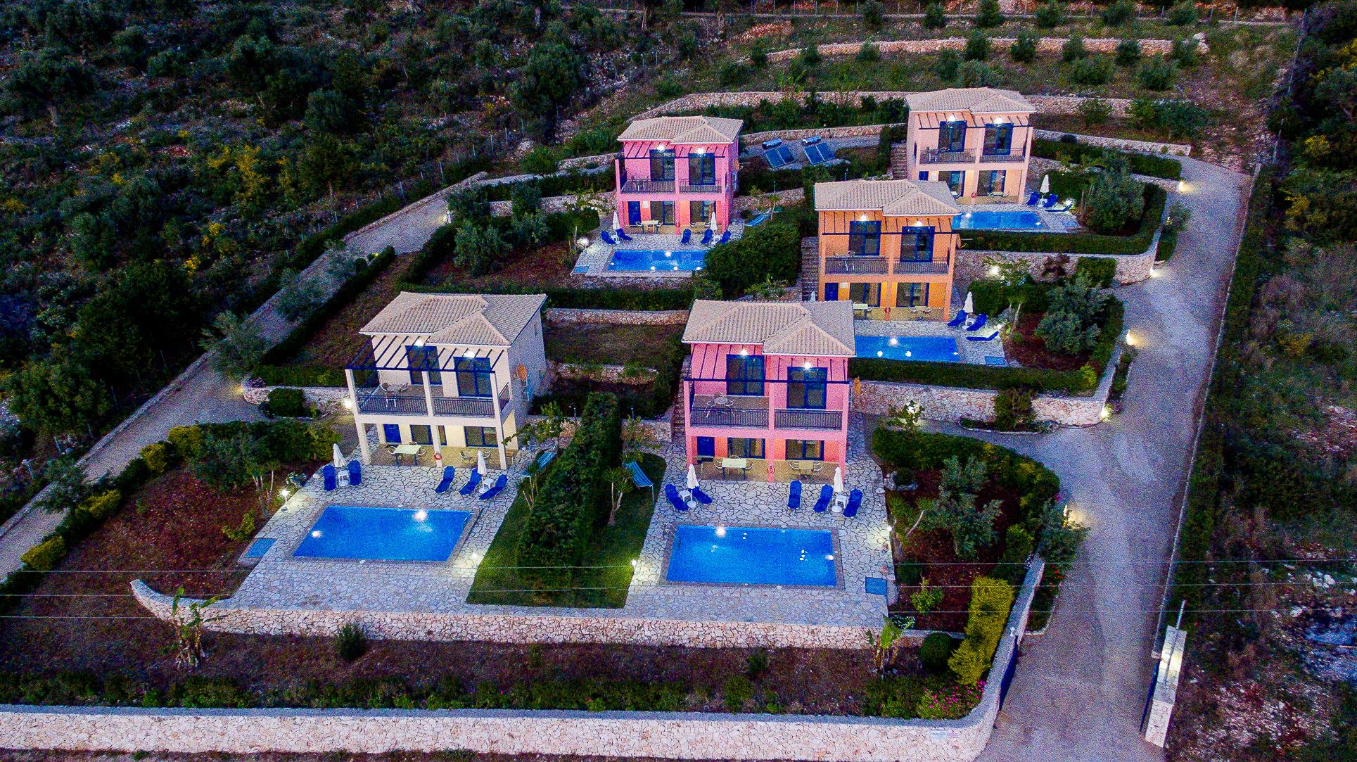 Amarandos Villas